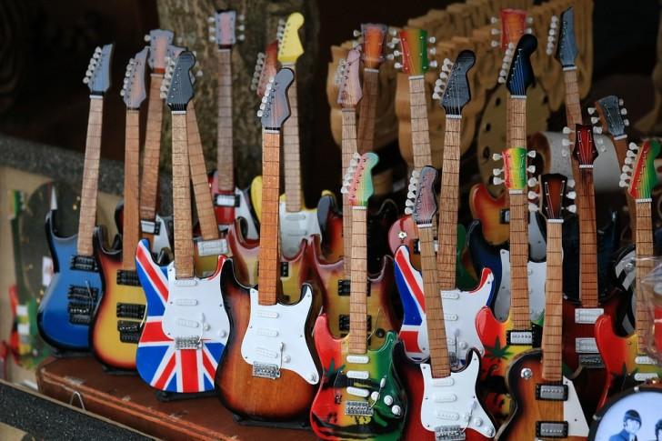 Сувенирные гитары
