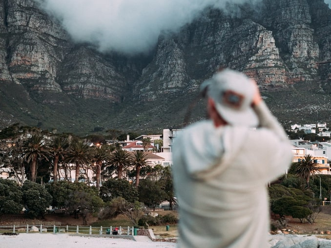 "Кейптаун, район Кампс-Бэй и ""Двенадцать апостолов"""
