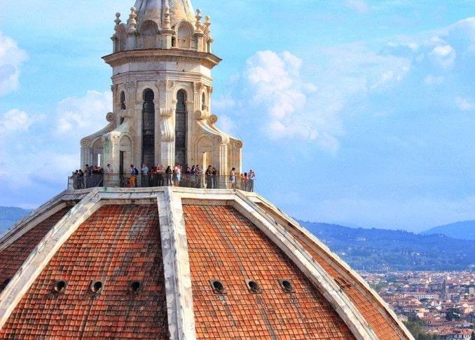Купол Санта-Мария-дель-Фьоре, Флоренция