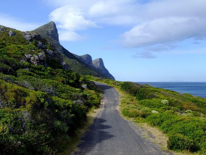 Дорога к мысу Доброй Надежды, Южная Африка