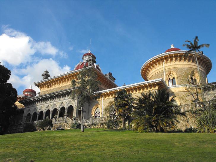 Дворец Монсеррат, Синтра