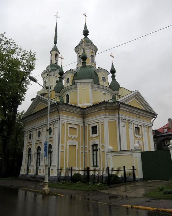 Екатерининская церковь, Пярну