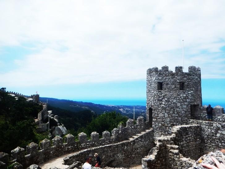 Мавританский замок, Синтра