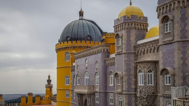 Дворец Пена, декор