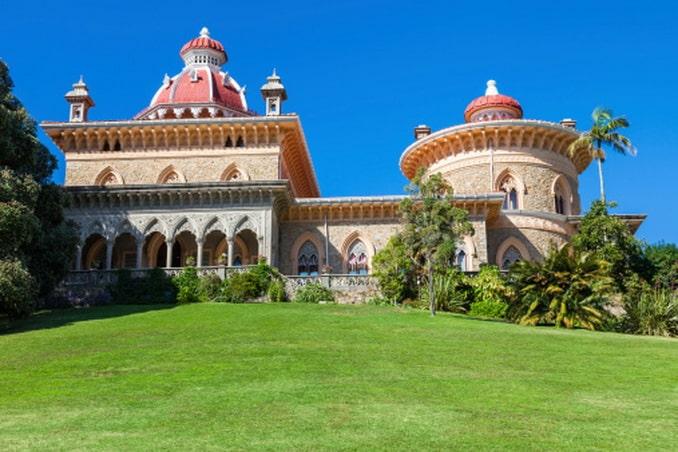 Монсеррат - дворец в индийском стиле