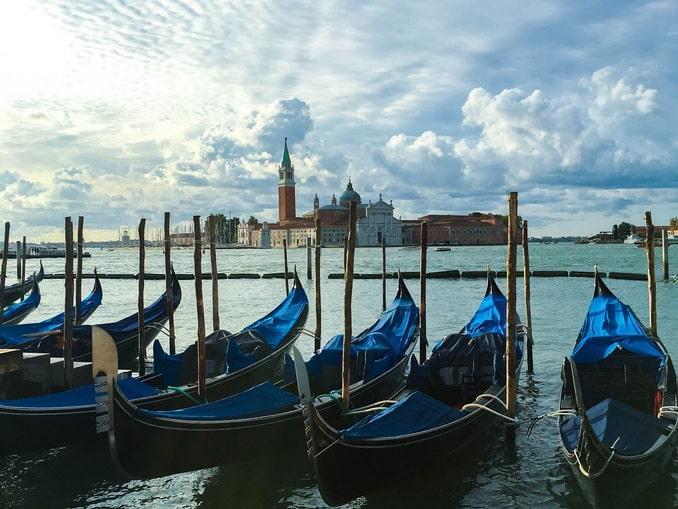Сан-Джорджо-Маджоре - шедевр Палладио в Венеции