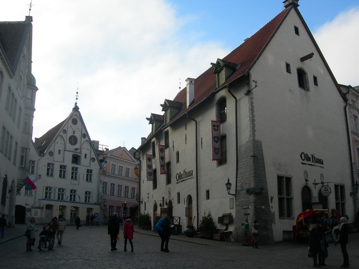 Старый Таллин, Old Hansa