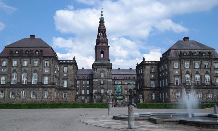 Кристиансборг, Копенгаген