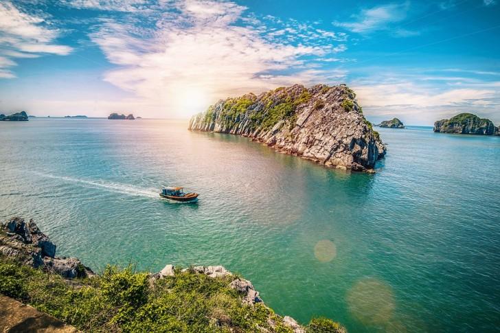 Кат Ба, Вьетнам