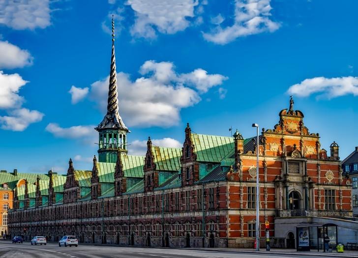 Бёрсен, Копенгаген