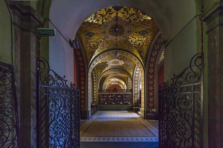Музей Штиглица, СПб