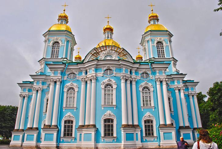 Никольский морской собор, СПб