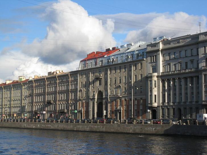 Толстовский дом, СПб