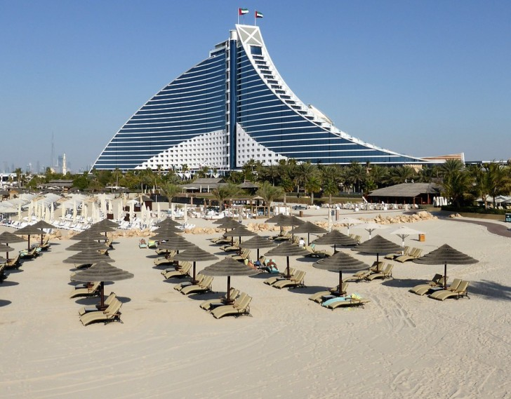 Отель, Джумейра, Дубай