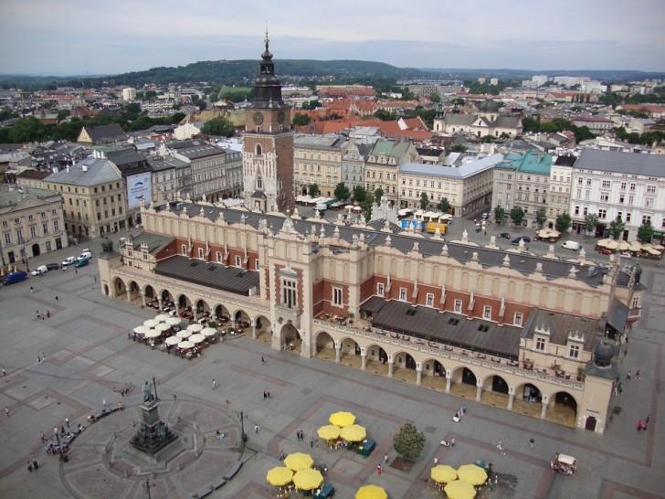 Суккенице, Краков