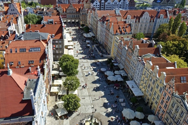 Длинный рынок, Гданьск