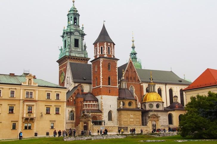 Кафедральный собор святых Станислава и Вацлава в Кракове