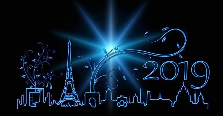Новый год -2019