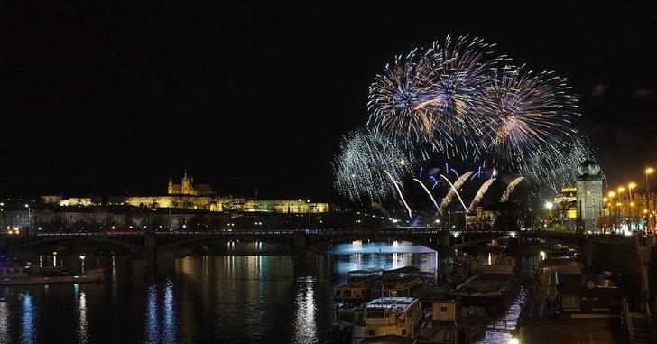 Новый 2019 год в Праге | цены на отдых картинки