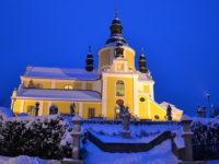 Чехия, зима