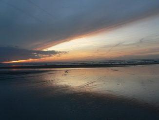 Довиль, пляж, фото Marc Liger