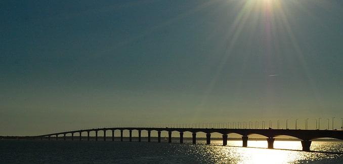 Мост на Иль-де-Ре, Франция