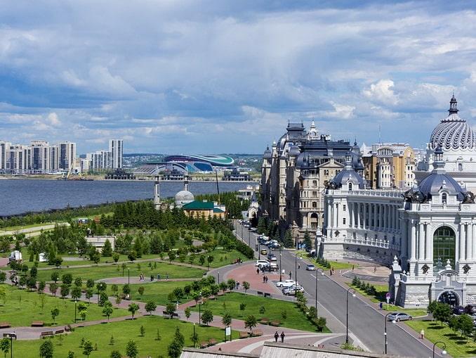 Казань в начале июня - что посмотреть за день или 2?