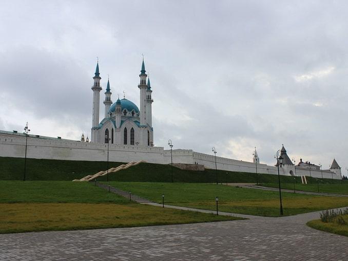 Казанский Кремль и мечеть Кул-Шариф