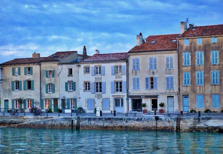 Иль-де-Ре, Франция