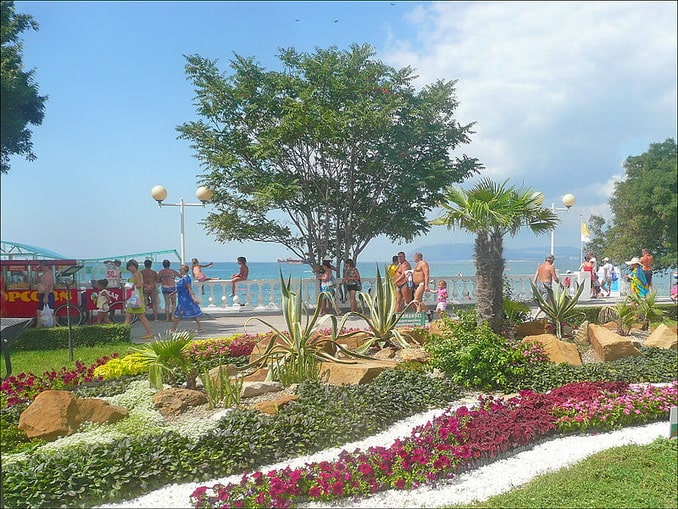 Кабардинка - один из лучших курортов Краснодарского края