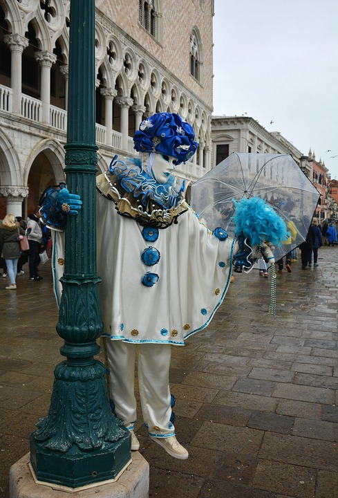 Сан-Марко, Венеция, зима