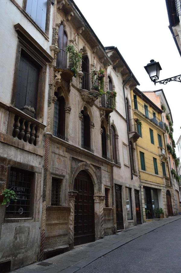 Дом Пигафетта в Виченце, Италия