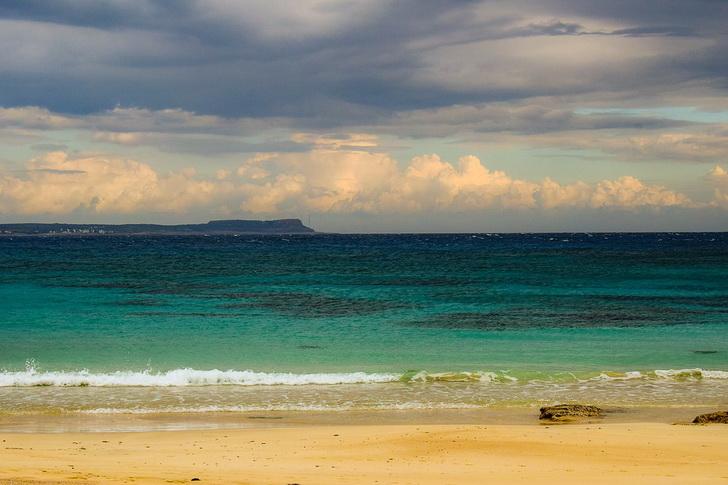 Айя-Напа, пляж