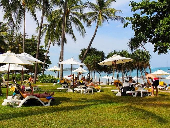 Остров Самуи, Таилнад
