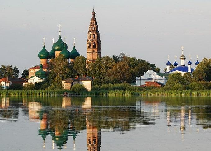 Село Великое, Россия