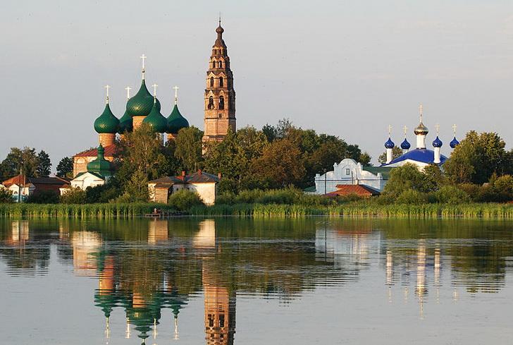 Село Великое, Ярославская область