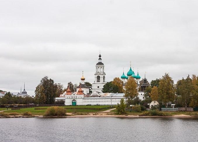 Толгский монастырь под Ярославле стоит посмотреть, фото AlixSaz