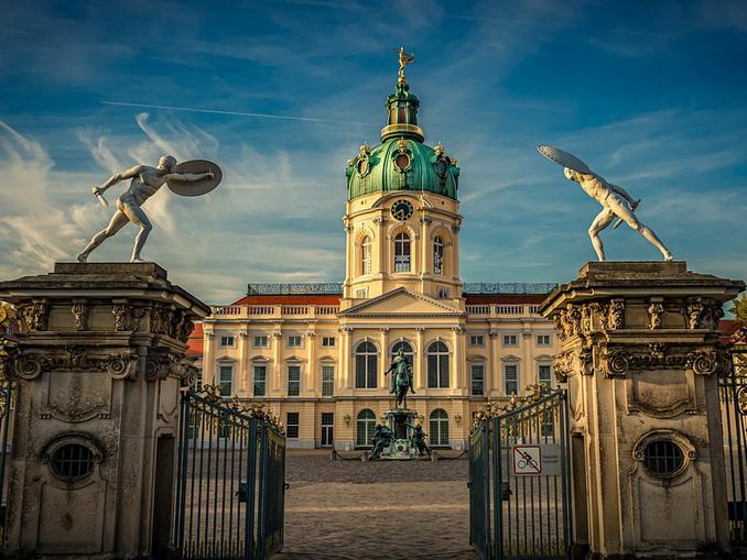 Дворец Шарлоттенбург, Берлин