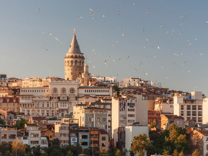 Стамбул в начале октября - что посмотреть за 3-4 дня?