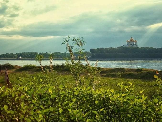 Ярославль и Волга, Россия