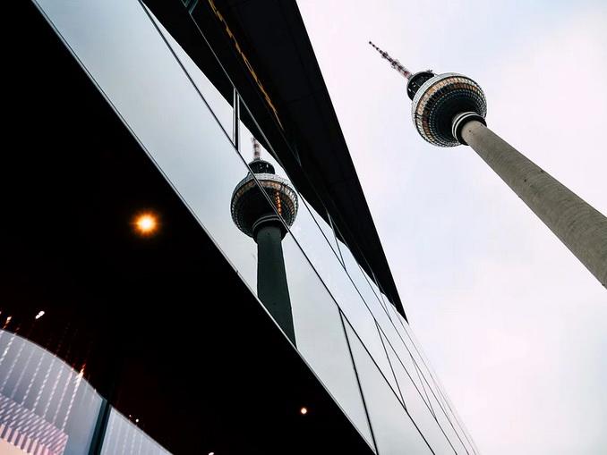 Телевизионная башня, Берлин