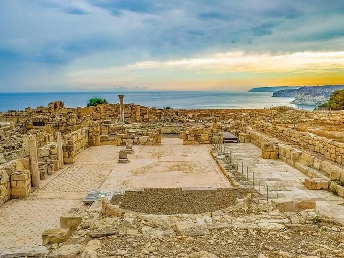 Руины Куриона, Кипр