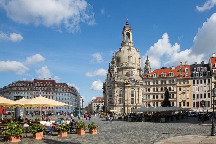 Фраунэнкирхе, Дрезден