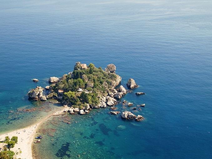 Таормина, Сицилия, остров