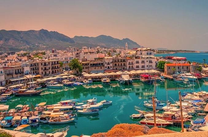 Кирения-Гирне, Кипр