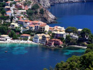Греция, остров Кефалония