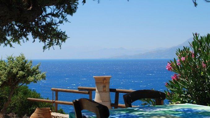 Крит, июнь