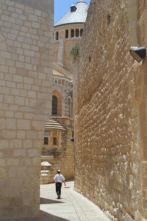 Иерусалим, Израиль, Еврейский квартал