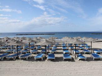 Тенерифе, пляж