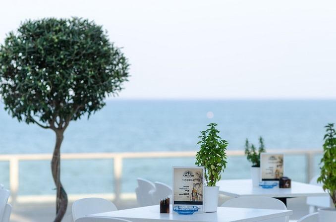 Кафе, Кипр